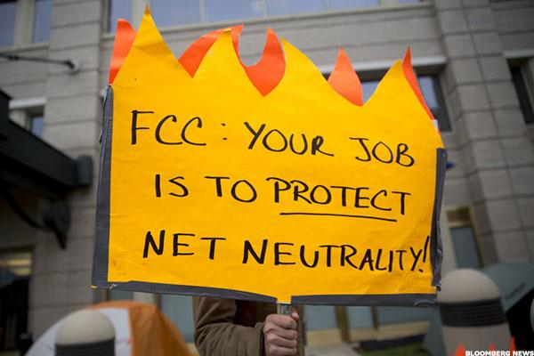 Google, Facebook, Netflix and Others Dig in Heels on Net Neutrality