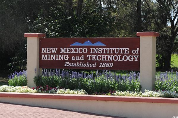 New Mexico: New Mexico Institute of Mining and Technology