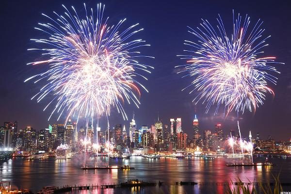 Where Wall Street Stands After a Week of Dow Records and Earnings Fireworks