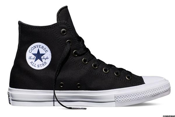 converse shoes yearly sales