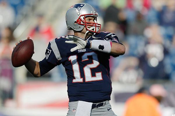 Tom Brady Chosen as the Madden 18 Cover