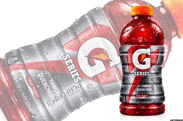 Gatorade Turns 50 What The Sports Drink Must Do To Keep Its Edge