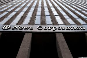 News Corp. (NWSA) Stock Gains as Company Purchases U.K.'s Wireless Group