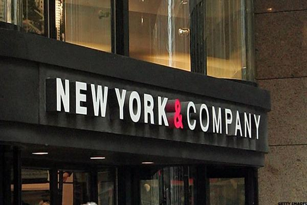 New York & Co. (NWY) Stock Spikes on Q2 Earnings Beat