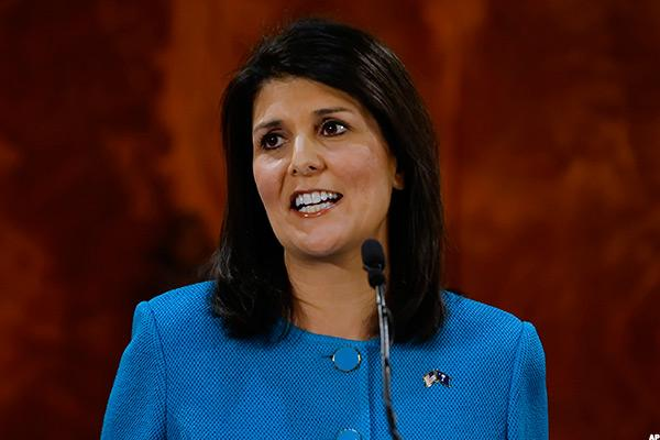 Will Donald Trump's GOP Listen to Nikki Haley?