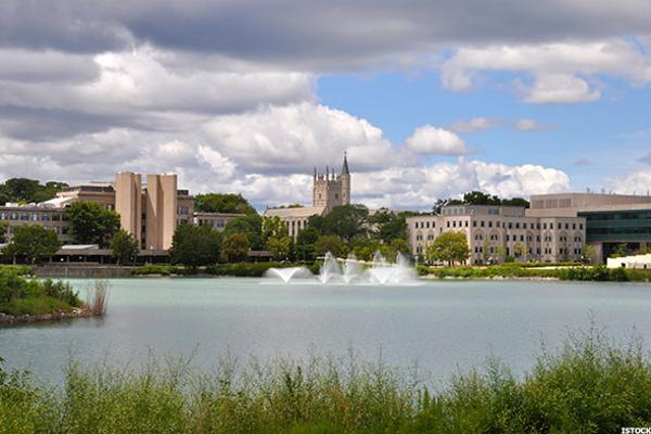 9. Northwestern University