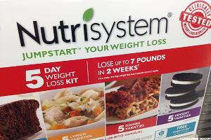 Slimming Down on Macy's and Nutrisystem