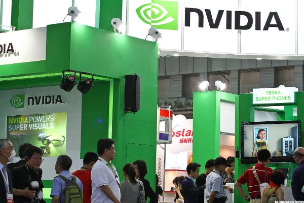 Jim Cramer -- Nvidia Is in All the 'Sweet Spots'