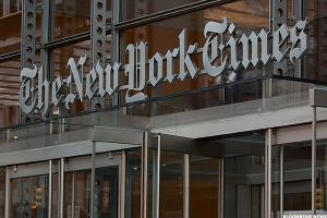 New York Times Will Continue Cost-Cutting in 2017, CEO Mark Thompson Says