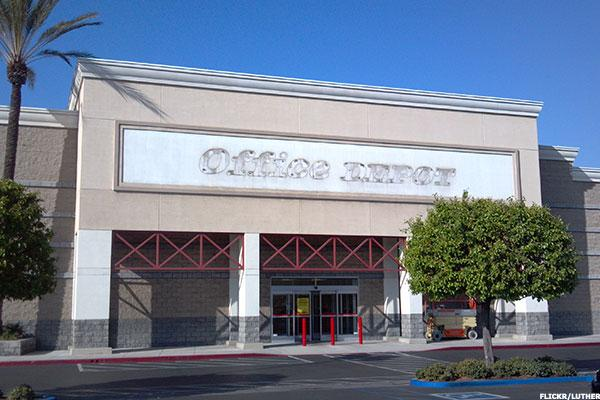 Office Depot's Sales Are Still Vanishing, But At Least Earnings Aren't