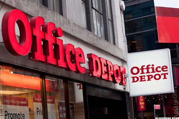 Office Depot Odp On Track To Close  Stores By YearEnd  Thestreet