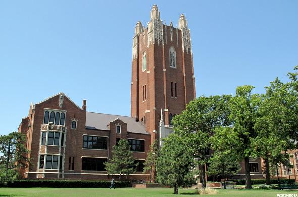 أسهل الجامعات التي يمكنك الحصول على قبول منها في امريكا - ولاية أوكلاهوما