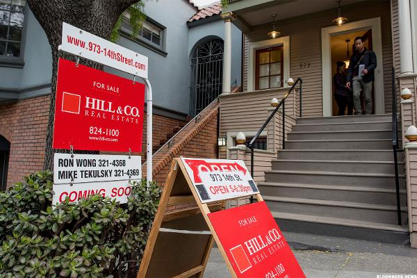 US Housing Market Continues to Weaken as Mortgage Rates Rise, Sentiment Wanes