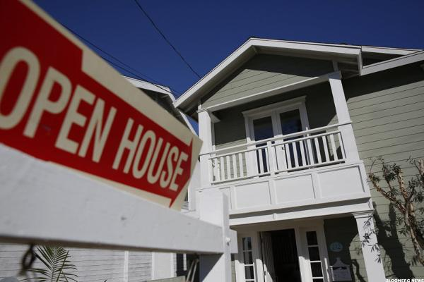 Housing Shows Signs of Perking Up