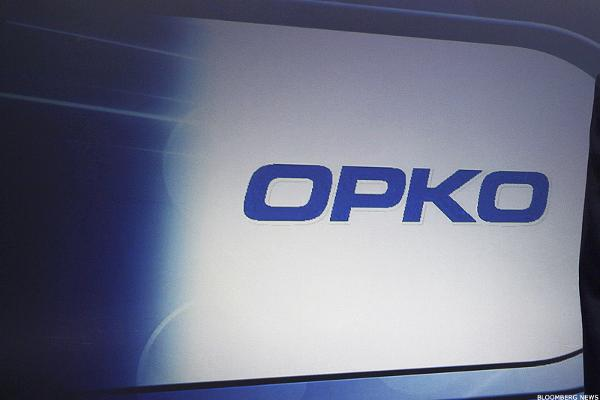 Opko Health (OPK) Stock Higher After Q2 Earnings Beat
