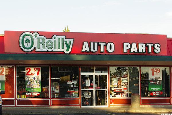 O'Reilly Automotive Stock Lower Following Deutsche Bank Downgrade