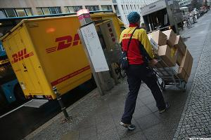 DHL Express CEO Allen Says 'Globalization Is Here to Stay'