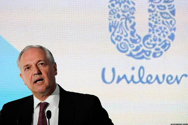 Unilever Stock Jumps After Vow to 'Review Options' for Shareholder Value