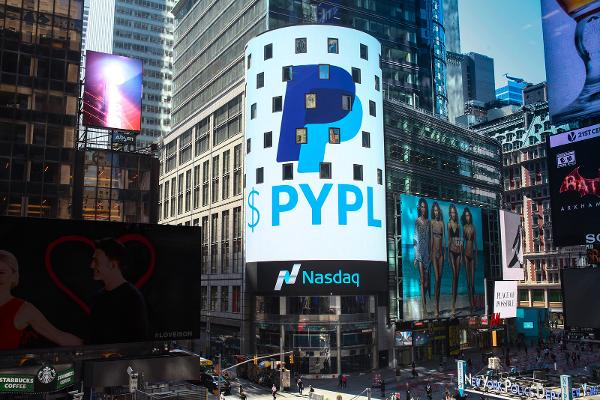 PayPal CEO Schulman: FinTech Could Lift 30 Million People Out of Poverty