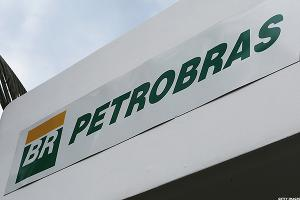 Petrobras (PBR) Stock Higher, Moody's Upgrades