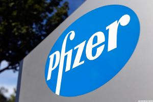 Pfizer May Be Setting Up as a Low-Risk Buy