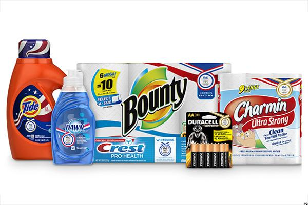 P&G Caught in Rising Dollar's Tide