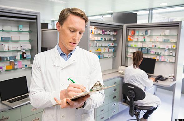 Pharmacy manager.