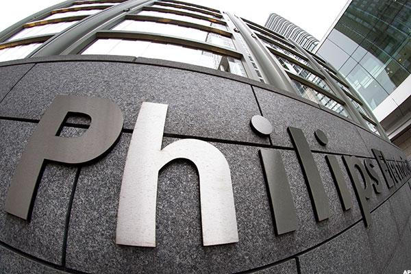 Philips Second-Quarter Profit Beats Expectations as 2016 Outlook Unchanged