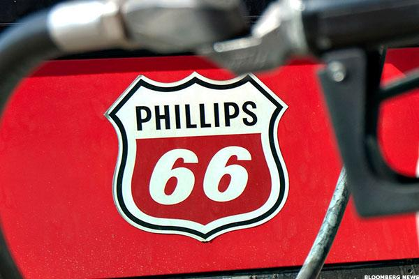 Play Phillips 66 on This Bullish Flag