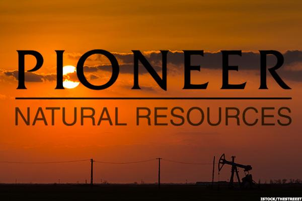 Pioneer Natural Resources Enjoys Positive Charts