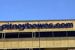 Pitney Bowes Shares Edge Lower as Company Discloses Malware Attack