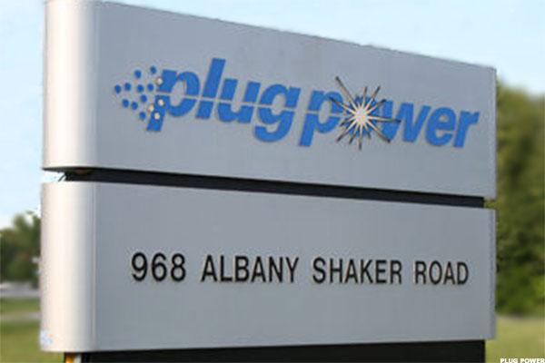 Here's Why You Buy Plug Power Now