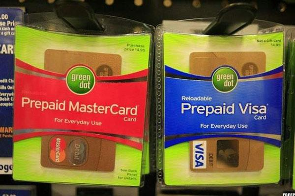 consumers warned of hidden fees lurking in prepaid debit cards - Green Dot Visa Debit Card