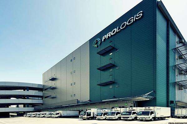 Prologis (PLD) Stock Advances Ahead of Tuesday's Q1 Earnings Release