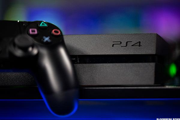 Sony (SNE) Stock Rises, Releasing Updated PlayStation 4