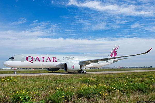 Qatar Airways Operates 'Doha Airlift' As Neighbors Defy Airspace Convention
