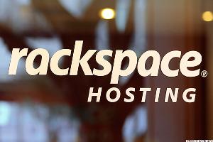 Rackspace (RAX) Stock Is Friday's 'Chart of the Day'
