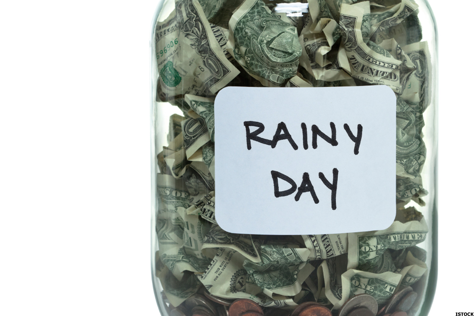 How To Get Your Rainy Day Fund To Last For A Whole Stormy