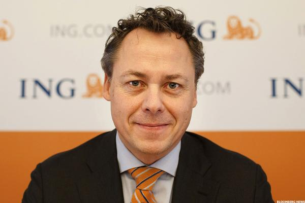 ING Groep Tops First-Quarter Earnings Estimate as Wholesale Banking Impresses
