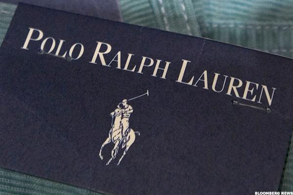 Ralph Lauren Is Breaking Out and Looking Good