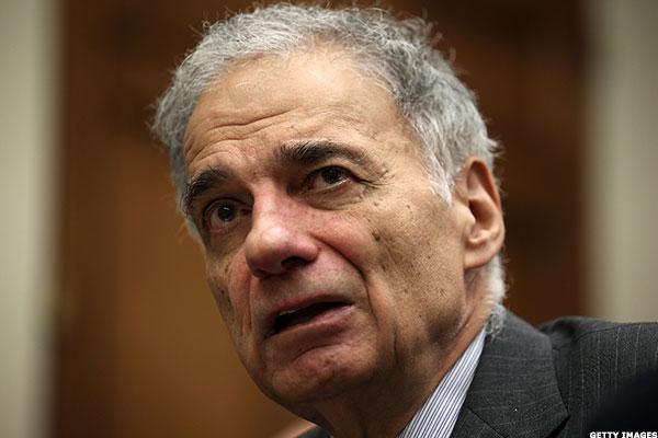 Half Century Post-Corvair, Ralph Nader Forecasts Troubles Ahead With Driverless Cars