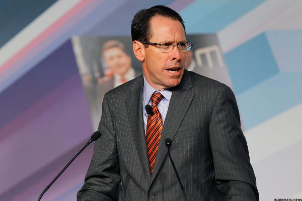 AT&T Says CEO Did Not Discuss Time Warner Merger in Trump Meeting