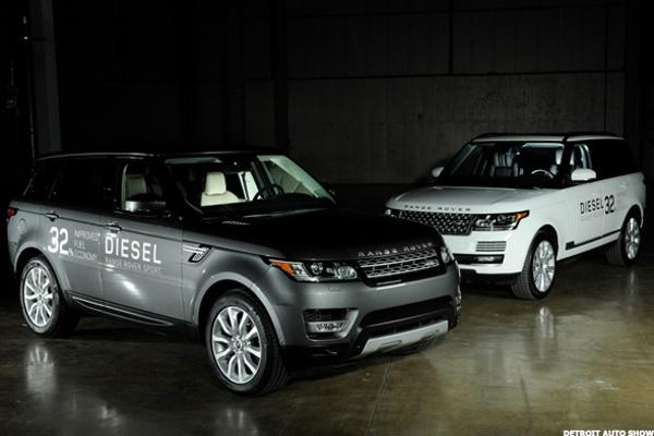 Range Rover S Secret For Getting Great Mileage From A Large Luxury Suv Thestreet