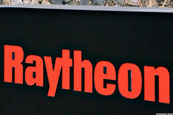 Missile Manufacturer Raytheon Reports 3.4% Rise in Sales