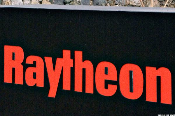 Raytheon Keeps Going Sideways