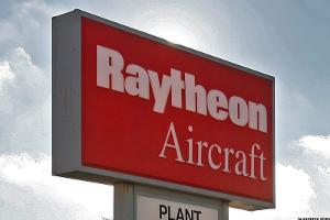 Raytheon's Rally Is Over -- How Low Will It Go Now?