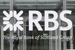 RBS Stock Extends Declines After U.K. Official Warns of Potential $12 Billion DoJ Fine