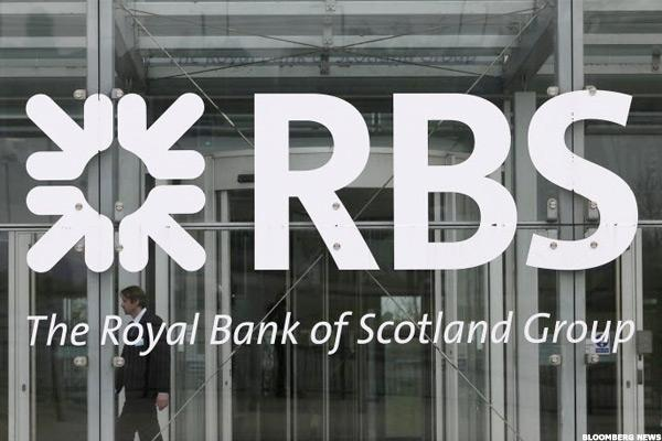 RBS, Lloyds Fall on Deutsche Bank Downgrades