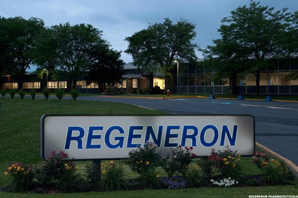 Regeneron Stock Could Fall 13% to 52-Week Lows