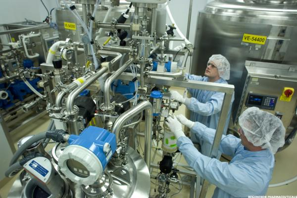 Regeneron (REGN) Stock Closed Up on Q3 Results